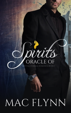 Book Cover: Oracle of Spirits #3