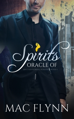 Book Cover: Oracle of Spirits #4