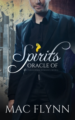 Book Cover: Oracle of Spirits #6