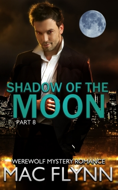Book Cover: Shadow of the Moon #8