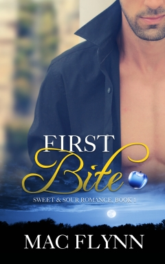 Book Cover: First Bite