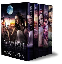 Book Cover: By My Light Box Set