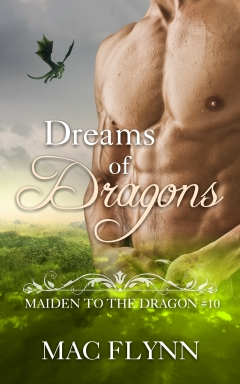 Book Cover: Dreams of Dragons