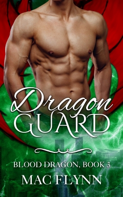 Book Cover: Dragon Guard