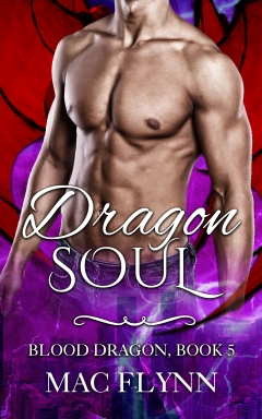 Book Cover: Dragon Soul