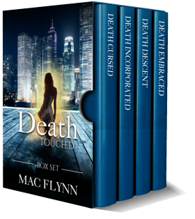 Book Cover: Death Touched Box Set