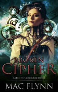 Book Cover: Broken Cipher