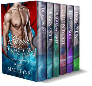 Book Cover: Blood Dragon Box Set