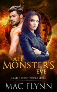 Book Cover: All Monster's Eve - A Short