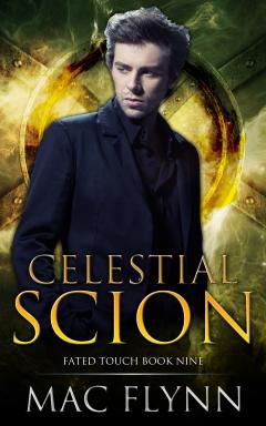 Book Cover: Celestial Scion