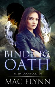 Book Cover: Binding Oath