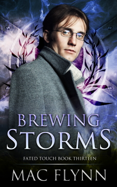 Book Cover: Brewing Storms
