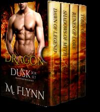 Book Cover: Dragon Dusk Box Set