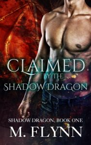 Book Cover: Claimed By the Shadow Dragon