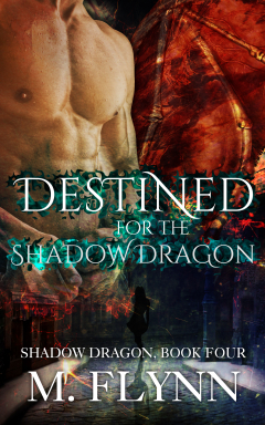 Book Cover: Destined For the Shadow Dragon