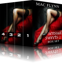 Book Cover: Sensual Sweets Box Set