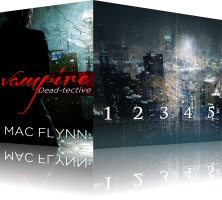 Book Cover: Vampire Dead-tective Box Set
