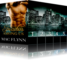 Book Cover: Incubus Among Us Box Set