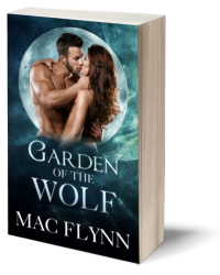 Book Cover: Garden of the Wolf Paperback