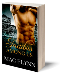 Book Cover: Incubus Among Us Paperback