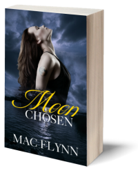 Book Cover: Moon Chosen Paperback