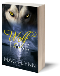 Book Cover: Wolf Lake Paperback