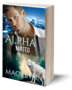 Book Cover: Alpha Mated Paperback