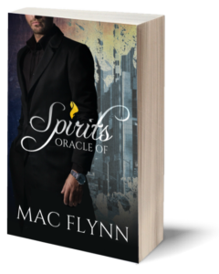 Book Cover: Oracle of Spirits Paperback