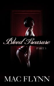 Book Cover: Blood Treasure #3