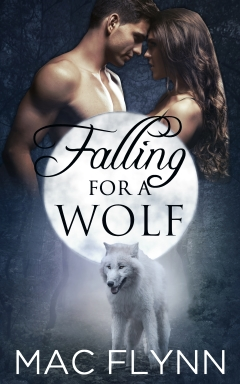 Book Cover: Falling For A Wolf #1