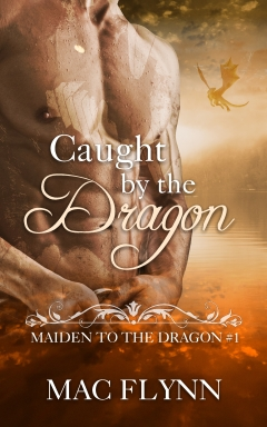 Book Cover: Caught By the Dragon