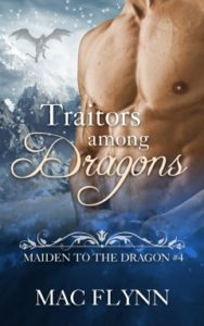 Book Cover: Traitors Among Dragons
