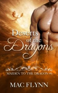 Book Cover: Deserts of the Dragons