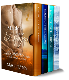 Book Cover: Maiden to the Dragon Box Set #1