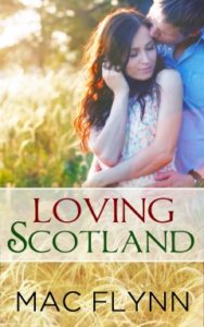 Book Cover: Loving Scotland