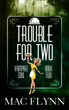 Book Cover: Trouble For Two
