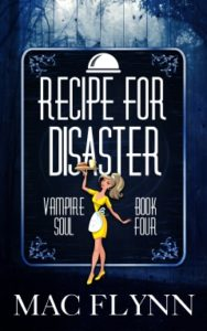Book Cover: Recipe For Disaster