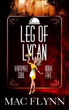 Book Cover: Leg of Lycan