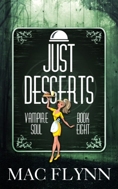 Book Cover: Just Desserts