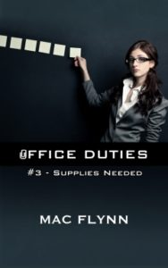 Book Cover: Office Duties #3
