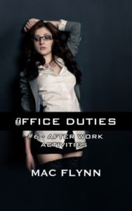 Book Cover: Office Duties #6