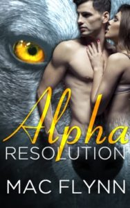 Book Cover: Alpha Resolution