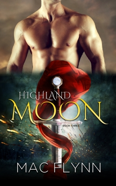 Book Cover: Highland Moon #3