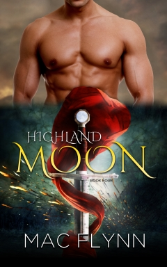 Book Cover: Highland Moon #4