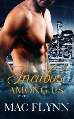 Book Cover: Incubus Among Us #2