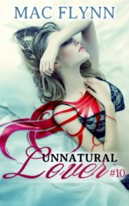 Book Cover: Unnatural Lover #10