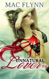 Book Cover: Unnatural Lover #4