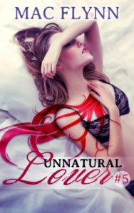 Book Cover: Unnatural Lover #5