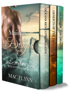 Book Cover: Maiden to the Dragon Box Set #2