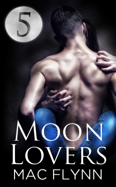 Book Cover: Moon Lovers #5